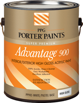 Advantage™ 900 Interior/Exterior Acrylic Enamel Paint