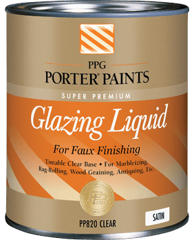 glazing liquid finish