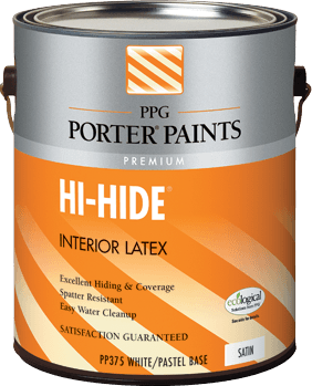 Hi-Hide® Interior Latex Paint