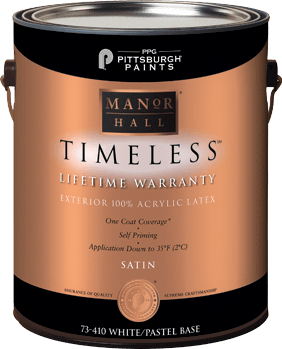 Manor Hall® Timeless® Exterior Paint