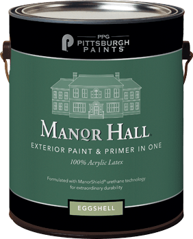 Manor Hall® Exterior Paint