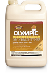 Olympic® Deck Brightener
