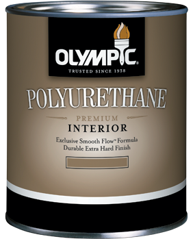 Olympic® Premium Oil-Based Polyurethane