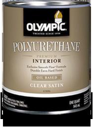 Olympic® Premium Oil Polyurethane