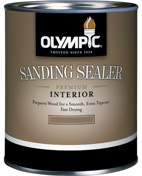 Olympic<sup>®</sup> Premium Oil-Based Sanding Sealer