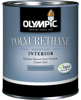 Olympic<sup>®</sup> Premium Water-Based Polyurethane