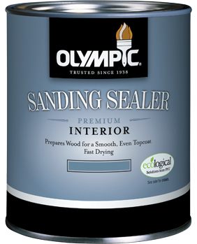 Olympic<sup>®</sup> Premium Water-Based Sanding Sealer