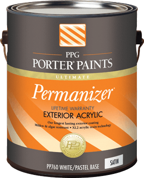 Permanizer<sup>®</sup> Exterior Acrylic Paint
