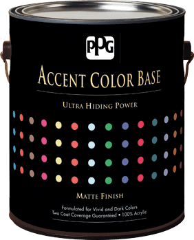 Accent Color Base Paint
