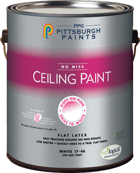 No Miss Ceiling Paint