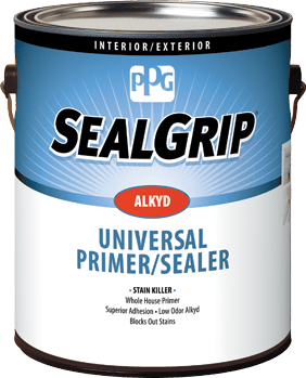 PPG Seal Grip<sup>®</sup> Alkyd Universal Primer/Sealer