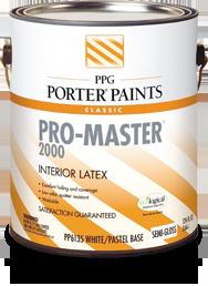Pro Master 2000 Interior Latex Primer Sealer