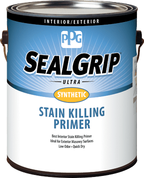 PPG Seal Grip<sup>®</sup> Ultra Stain Killing Primer