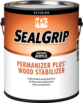 ppg seal grip® permanizer plus® wood stabilizer