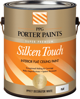 Silken Touch® Ceiling Paint