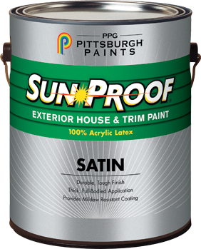 Sun Proof Interior Paints
