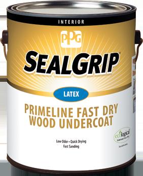 ppg seal grip® primeline fast dry wood undercoat