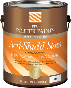 Acri-Shield<sup>®</sup> Acrylic/Oil Toner