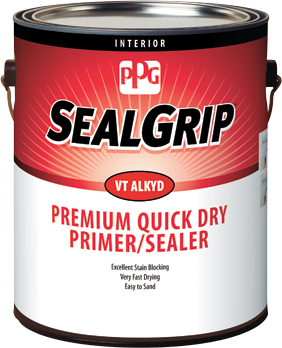 PPG Seal Grip<sup>®</sup> Premium Quick Dry Primer/Sealer