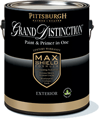 Grand Distinction® Exterior Paint