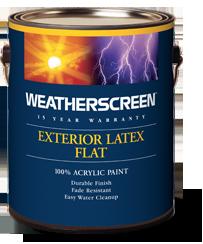 Weatherscreen® Exterior Paint