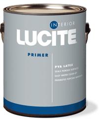Lucite® Interior PVA Primer
