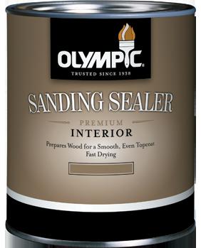 Olympic 174 Premium Oil Based Sanding Sealer From Ppg Porter
