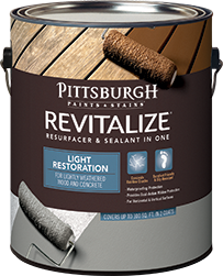 Revitalize® Light Resurfacer and Sealant in One