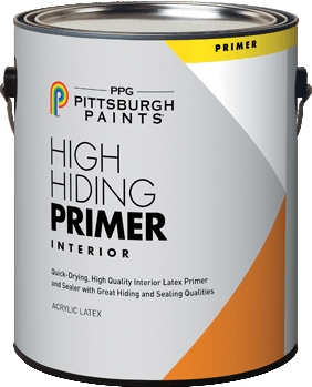 High-Hiding Interior Acrylic Latex Primer