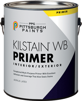 Kilstain® Wb Interior/Exterior Acrylic Latex Primer
