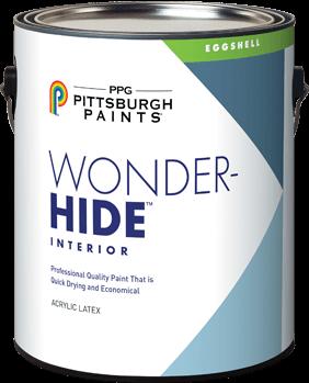 Wonder-Hide™ Interior Latex Paint