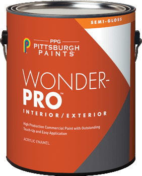 Wonder-Pro™ Interior/Exterior Latex Paint