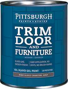 Trim Door and Furniture Paint